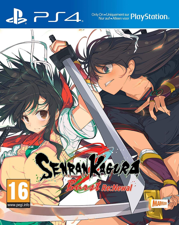 Senran Kagura: Burst Re:Newal (PS4)