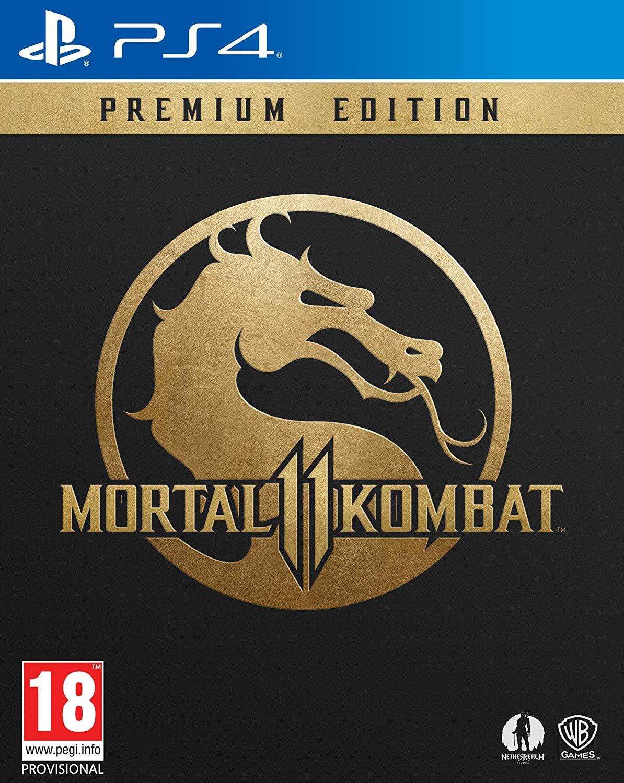 Mortal Kombat 11 - Premium Edition (PS4)