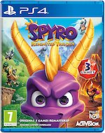 Spyro Reignited Trilogy BAZAR