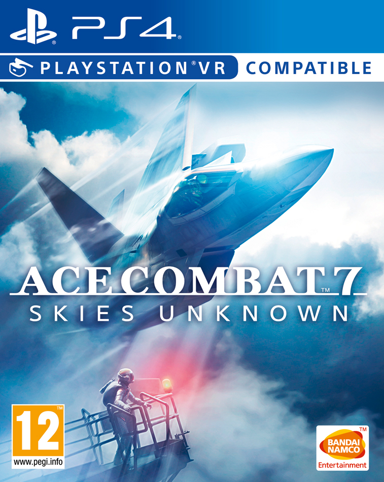 Ace Combat 7: Skies Unknown BAZAR (PS4)