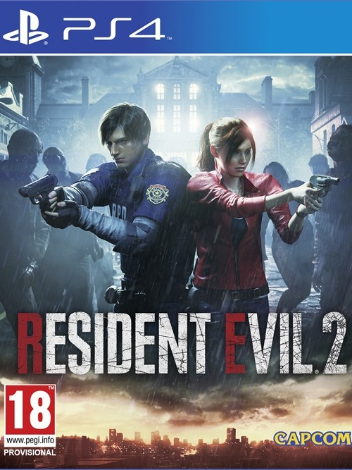 Resident Evil 2 BAZAR (PS4)