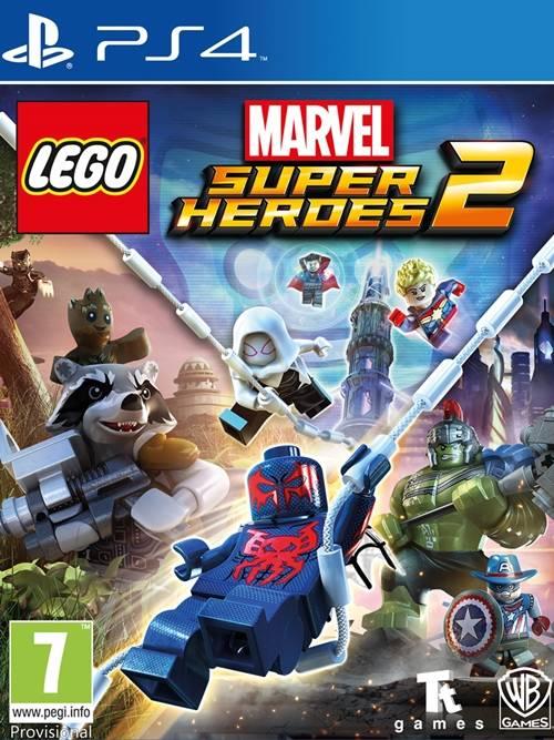LEGO Marvel Super Heroes 2 BAZAR (PS4)