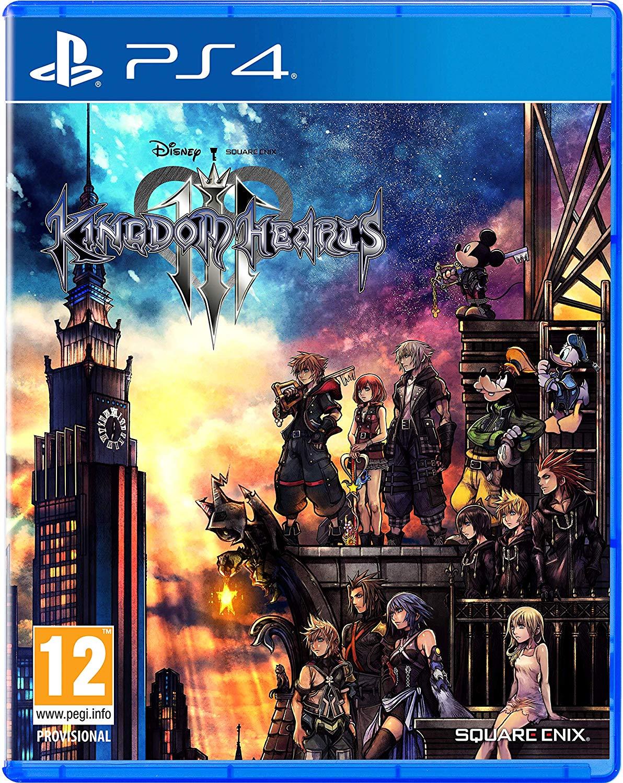 Kingdom Hearts III BAZAR (PS4)