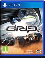 GRIP: Combat Racing (PS4)