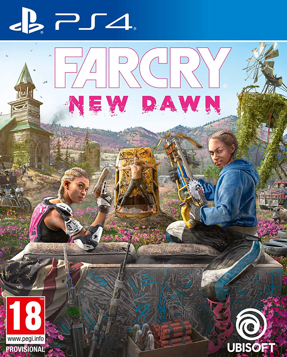 Far Cry New Dawn BAZAR (PS4)
