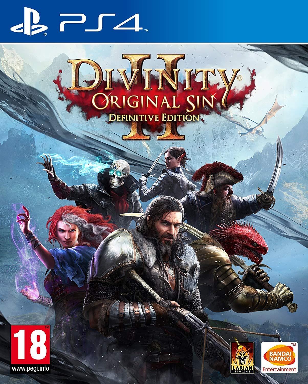 Divinity: Original Sin 2 - Definitive Edition BAZAR (PS4)