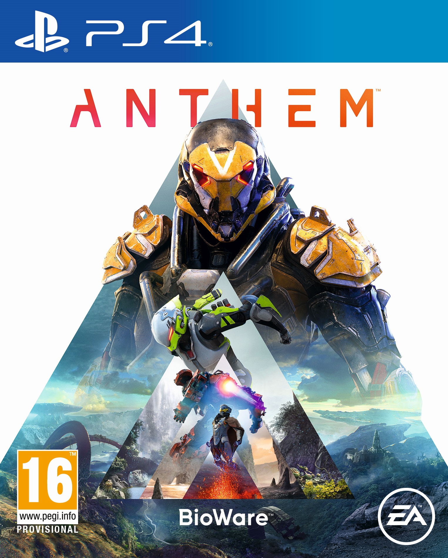 Anthem BAZAR (PS4)
