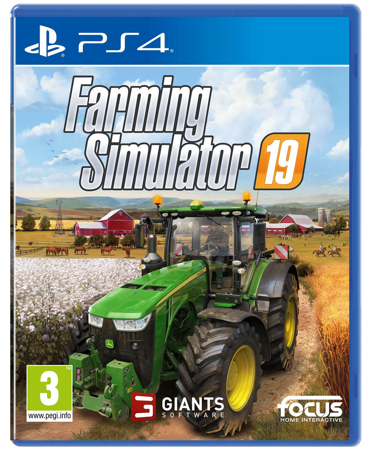 Farming Simulator 19 BAZAR (PS4)