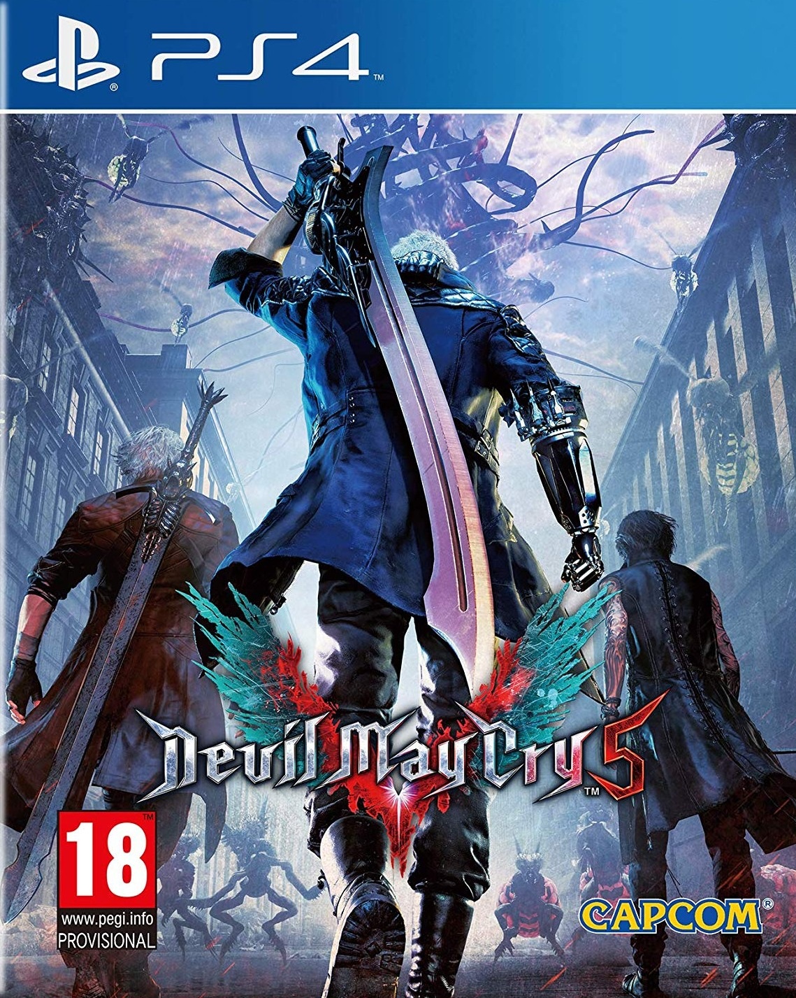 Devil May Cry 5 BAZAR (PS4)