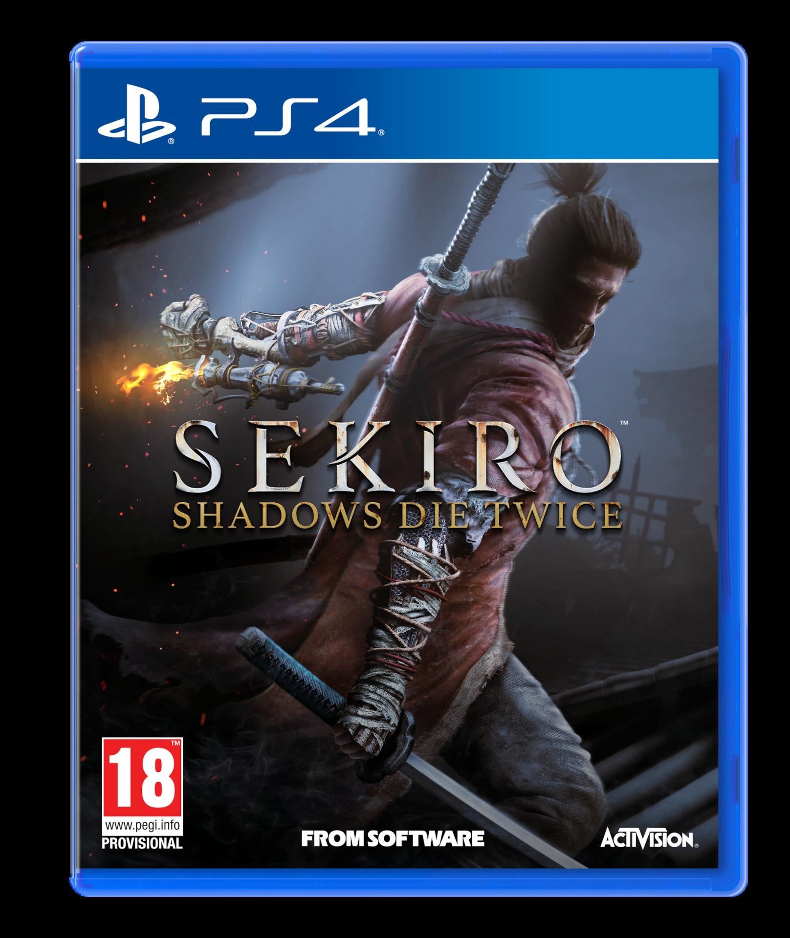 Sekiro: Shadows Die Twice BAZAR (PS4)