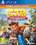 Crash Team Racing: Nitro Fueled - Nitros Oxide Edition