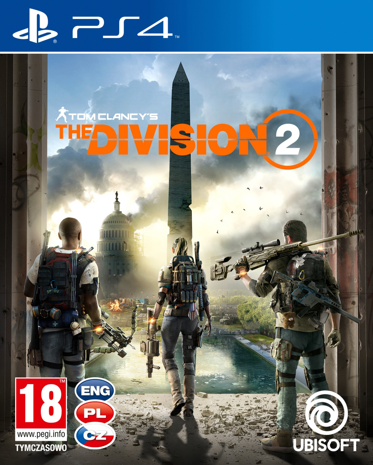The Division 2 BAZAR (PS4)