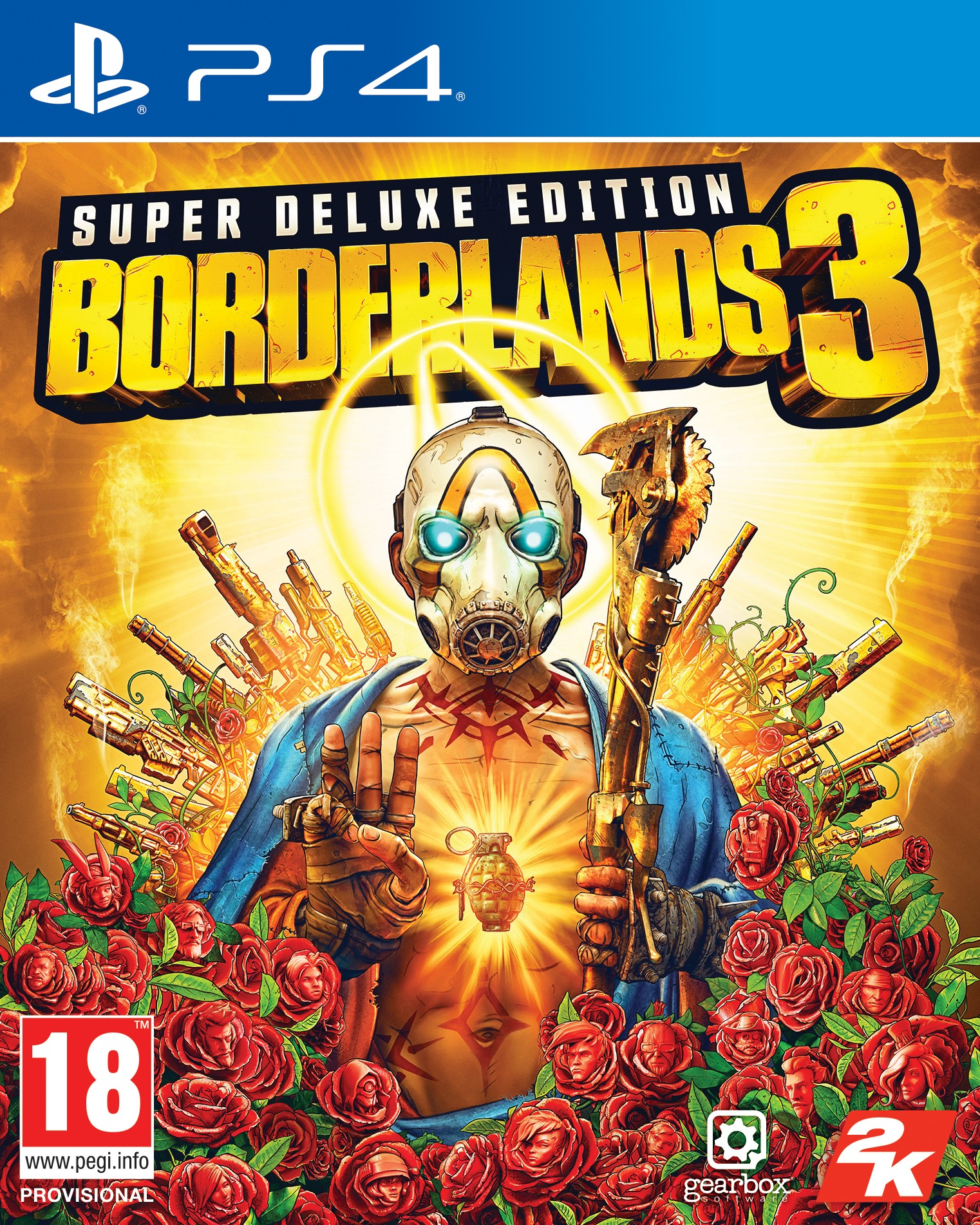 Borderlands 3 - Super Deluxe Edition (PS4)