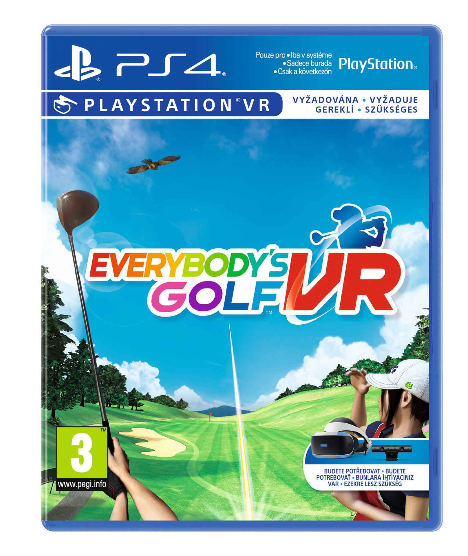 Everybodys Golf VR (PS4)