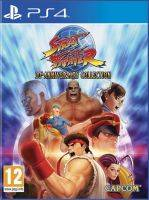 Street Fighter 30th Anniversary Collection BAZAR