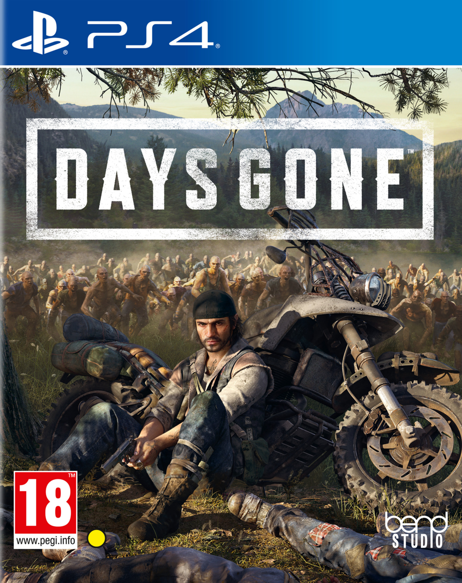 Days Gone BAZAR (PS4)