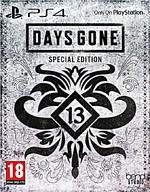 Days Gone - Special Edition BAZAR (PS4)
