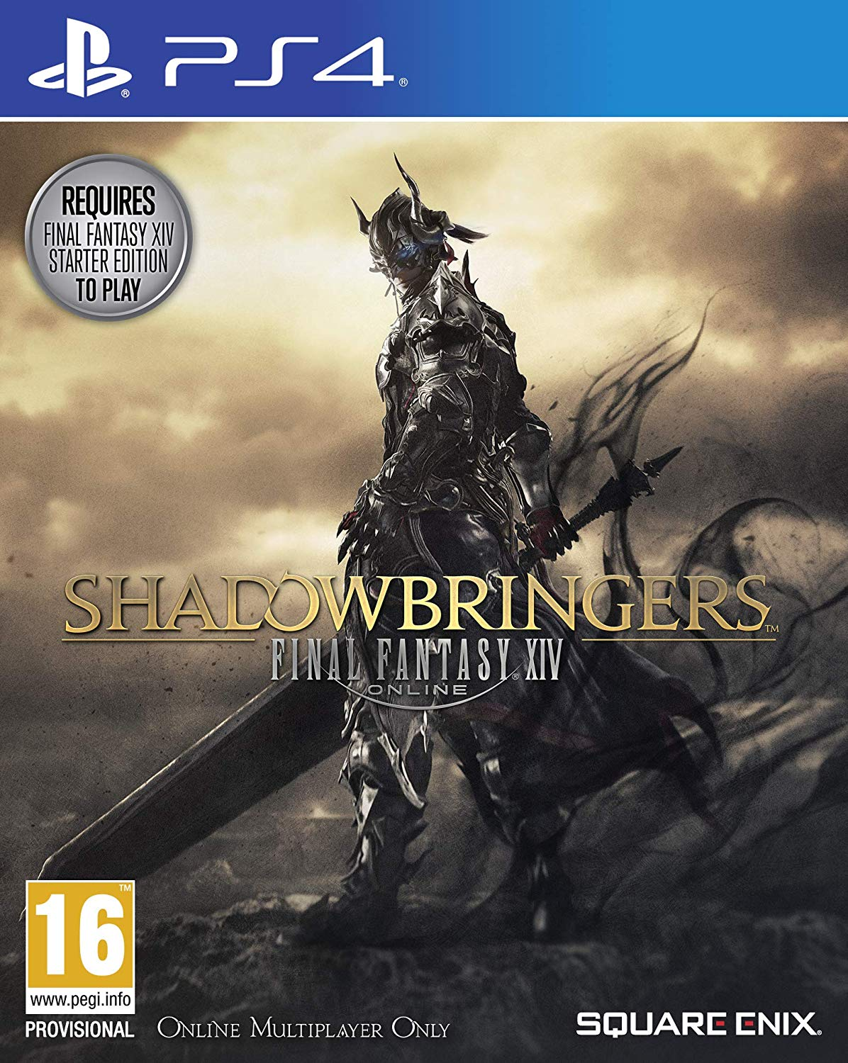 Final Fantasy XIV: Shadowbringers (PS4)