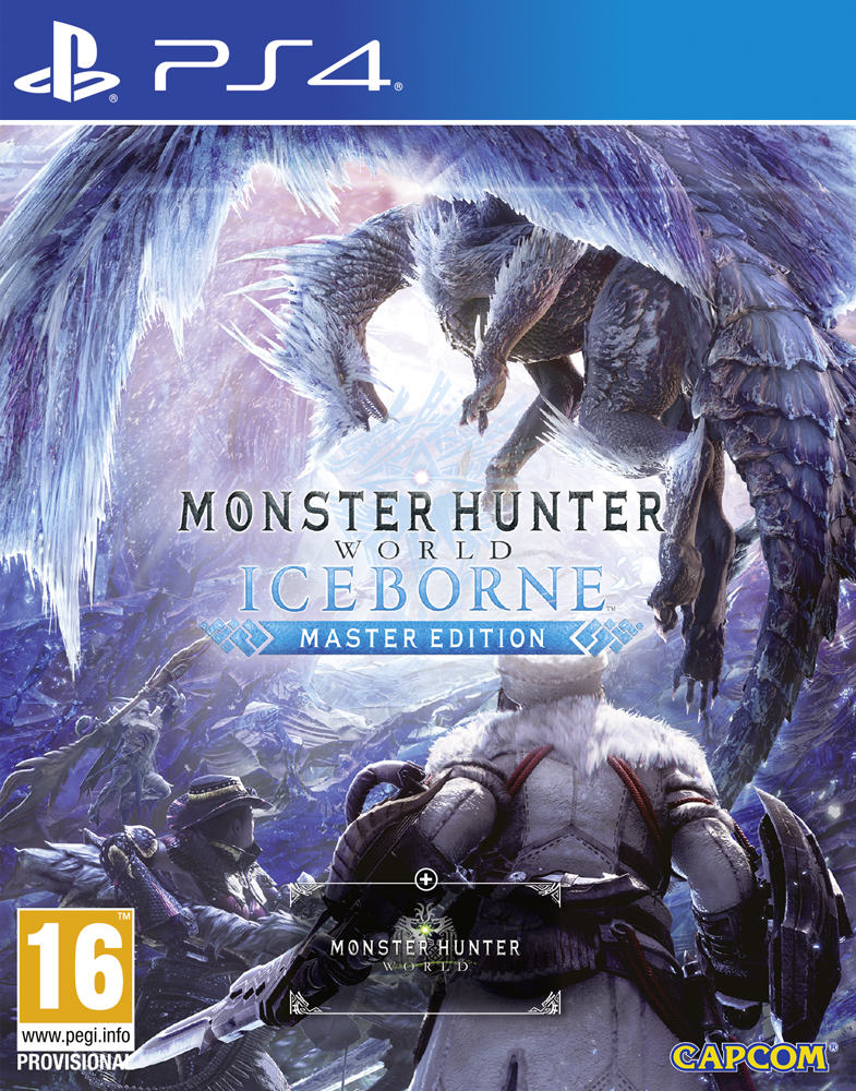 Monster Hunter World: Iceborne - Master Edition (PS4)