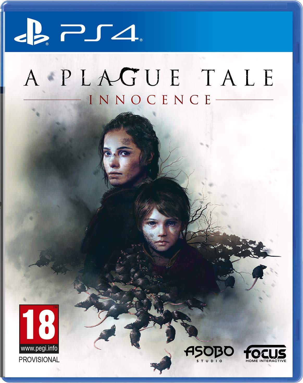 A Plague Tale: Innocence BAZAR (PS4)