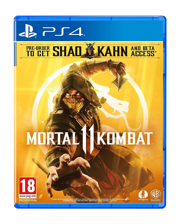Mortal Kombat 11 BAZAR (PS4)