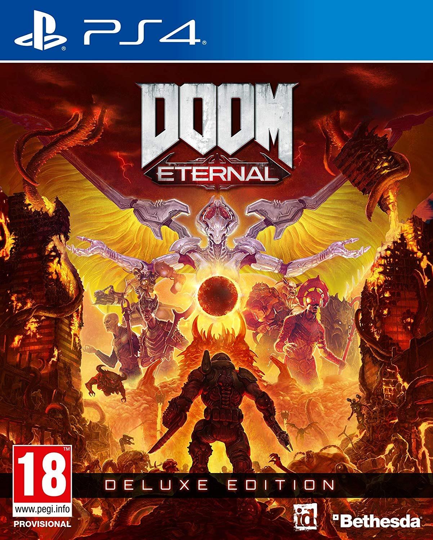 DOOM: Eternal - Deluxe Edition (PS4)