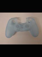 Silikonový kryt na DualShock 4 - světle modrý