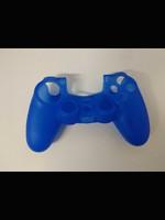 Silikonový kryt na DualShock 4 - tmavě modrý