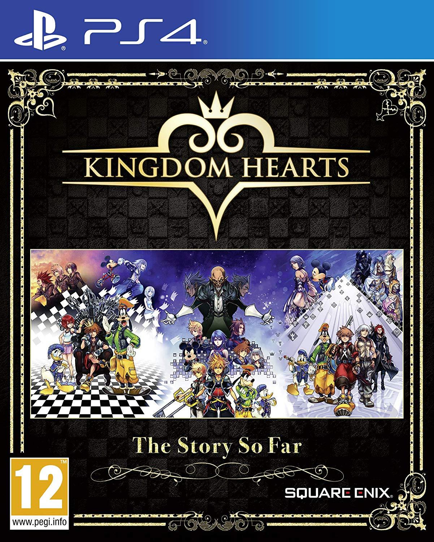 Kingdom Hearts - The Story So Far BAZAR (PS4)