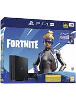 Konzole PlayStation 4 Pro 1TB + balíček Fortnite 2000 V Bucks