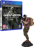 Tom Clancy's Ghost Recon: Breakpoint - Ultimate Edition + Figurka Nomada