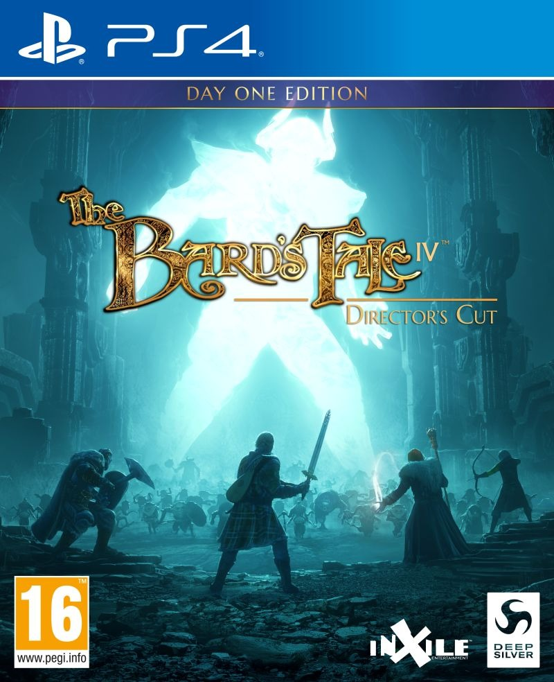 The Bard's Tale IV: Director's Cut - Day 1 Edition (PS4)