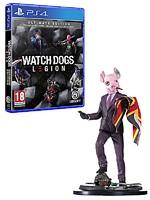 Watch Dogs Legion - Ultimate Edition + Figurka Resistant of London