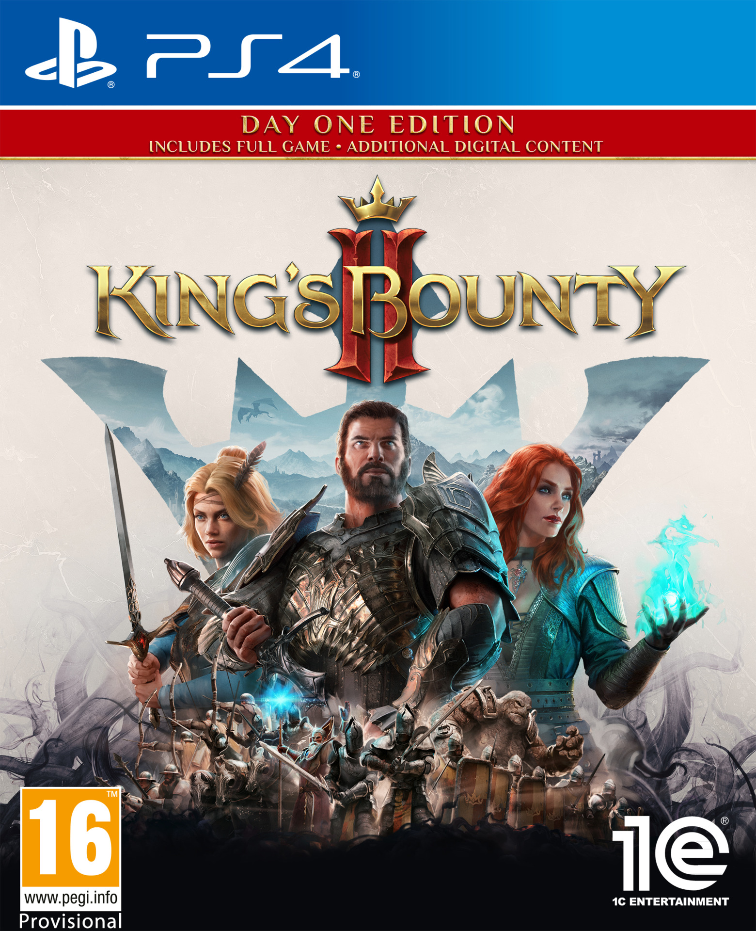 King's Bounty 2 (PS4)