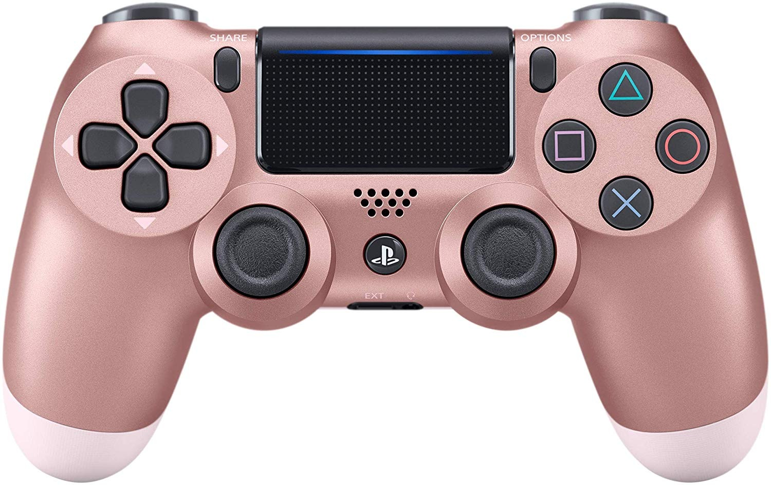 DualShock 4 ovladač - Rose Gold V2 (PS4)