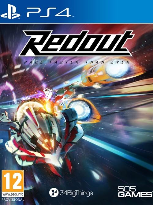 Redout BAZAR (PS4)