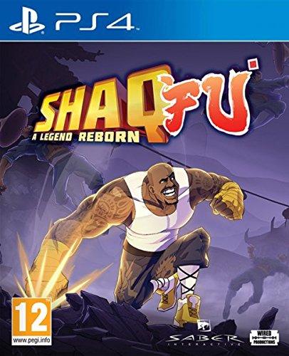 Shaq Fu: A Legend Reborn BAZAR (PS4)