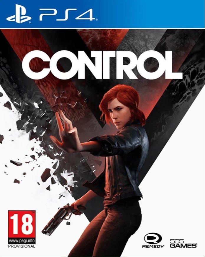 Control BAZAR (PS4)