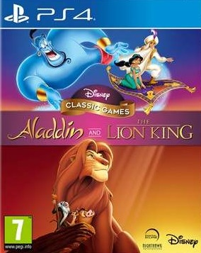 Disney Classic Games: Aladdin & The Lion King (PS4)
