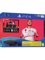 Konzole PlayStation 4 Slim 1TB + FIFA 20 + 2x ovladač