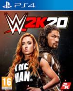 WWE 2K20 - Steelbook Edition (PS4)
