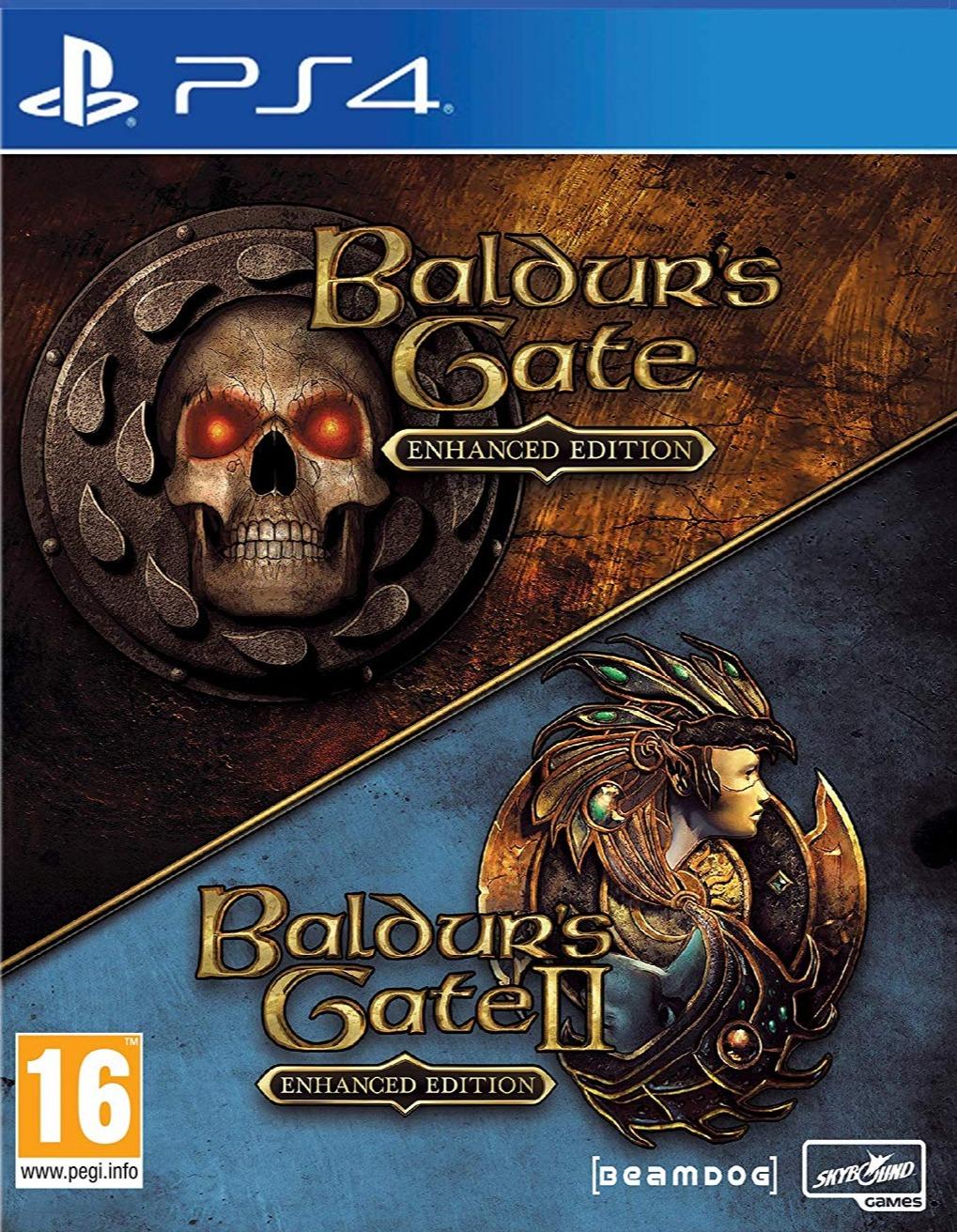 Baldurs Gate I & II: Enhanced Edition (PS4)