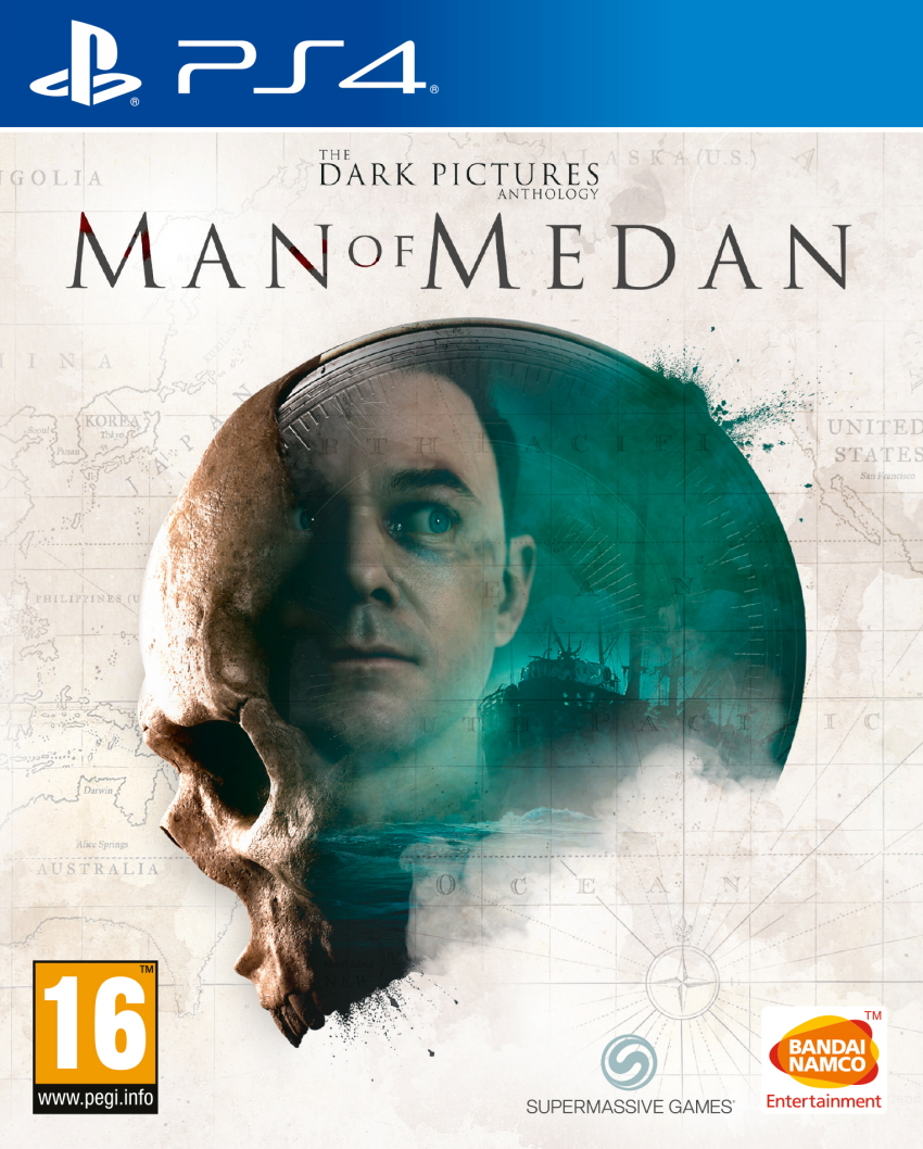 The Dark Pictures Anthology - Man Of Medan BAZAR (PS4)
