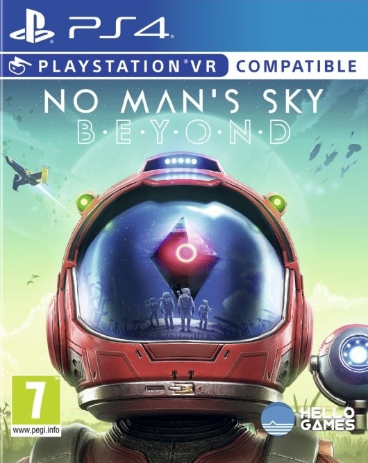 No Mans Sky Beyond (PS4)