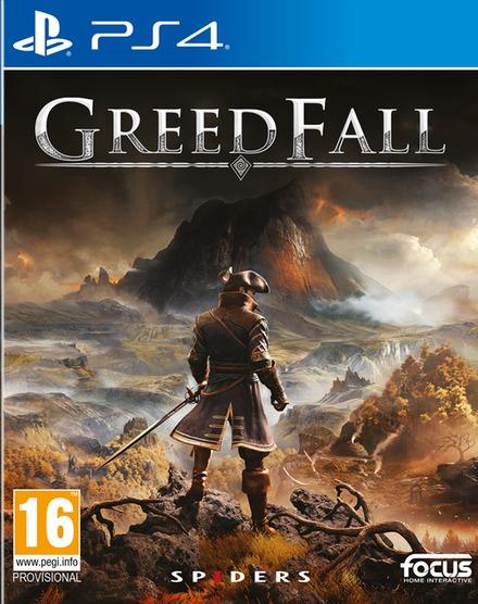 Greedfall BAZAR (PS4)