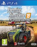 Farming Simulator 19 - Platinum Edition