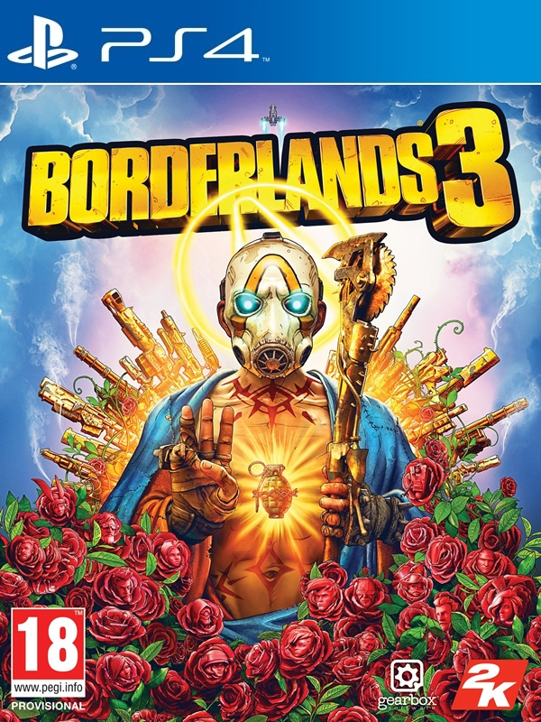 Borderlands 3 BAZAR (PS4)