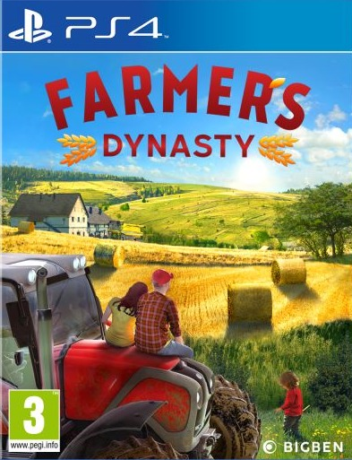 Farmers Dynasty (PS4)