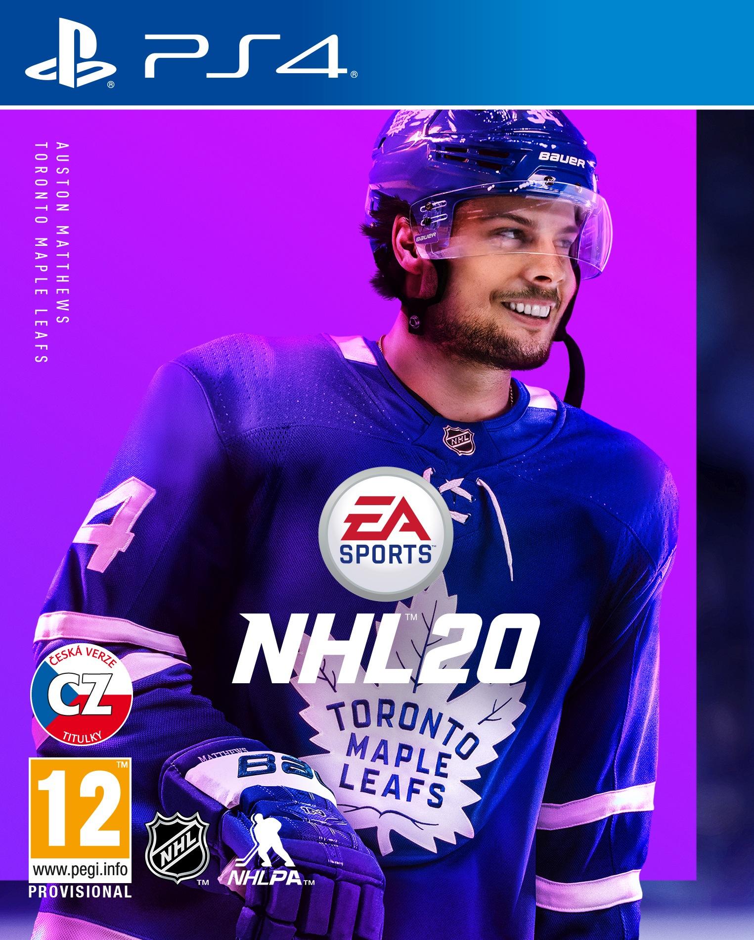 NHL 20 BAZAR (PS4)