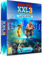 Asterix & Obelix XXL 3: The Crystal Menhir - Limited Edition